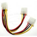 Cable Molex/ 2 Molex
